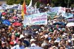 Un milione al Family Day, proteste delle associazioni gay