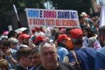 Family day, in migliaia in piazza a Roma in difesa della famiglia - Foto