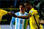 Coppa America, nonostante la sconfitta un giocatore della Giamaica si fa un selfie con Lionel Messi