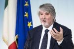 Il ministro del lavoro e politiche sociali, Giuliano Poletti