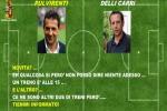 Caso Catania, le conversazioni tra Di Luzio e Delli Carri dopo le vittorie della squadra - Video