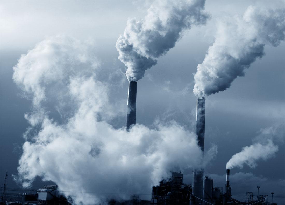 Risultati immagini per aria inquinata