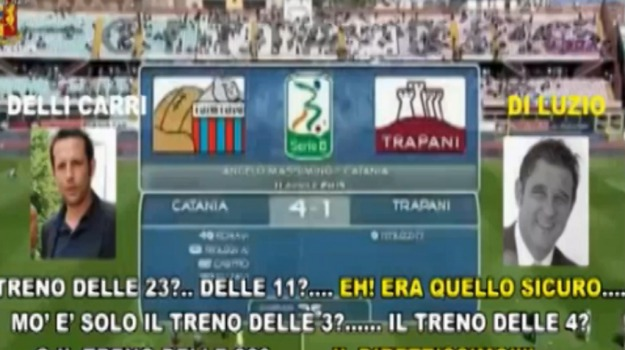 Calcio, catania, Treni del gol, Catania, Sport