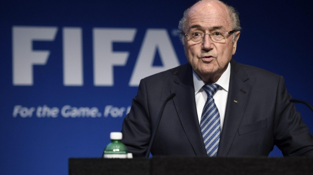 fifa, squalifica, Sepp Blatter, Sicilia, Sport