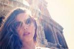 Kelly Brook, vacanze in Italia col fidanzato: tappa anche a Taormina