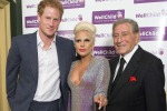 Lady Gaga incontra il principe Harry per un concerto benefico: la star in tour pronta a cantare in Italia