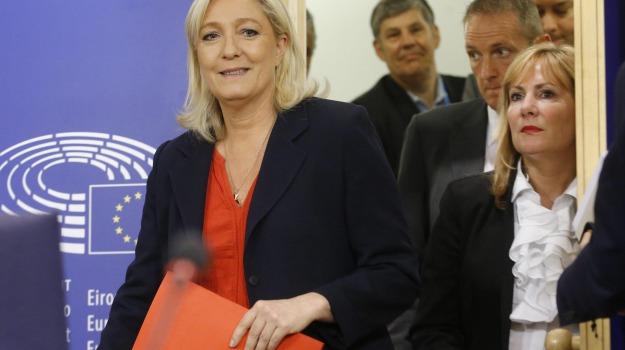 elezioni francia, Marine le Pen, Sicilia, Mondo