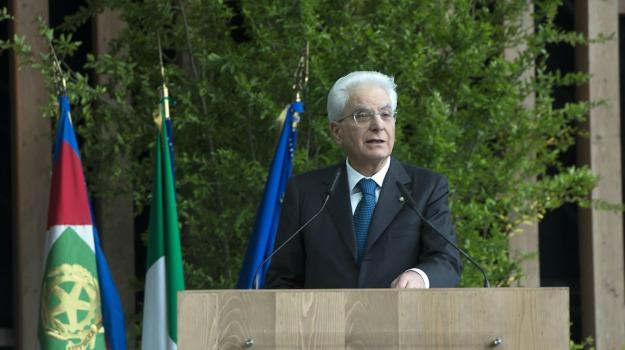 conferenza, Fao, presidente, repubblica, Sergio Mattarella, Sicilia, Un siciliano per l'Italia