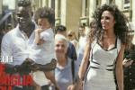 Balotelli e Raffaella Fico di nuovo insieme per la piccola Pia