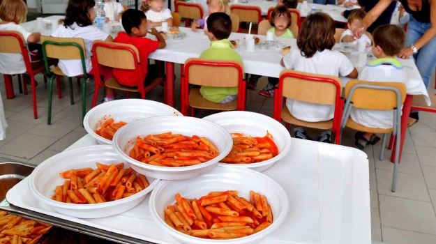 bambini coldiretti, cibo, cibo etnico, coldiretti, mensa, Sicilia, Economia