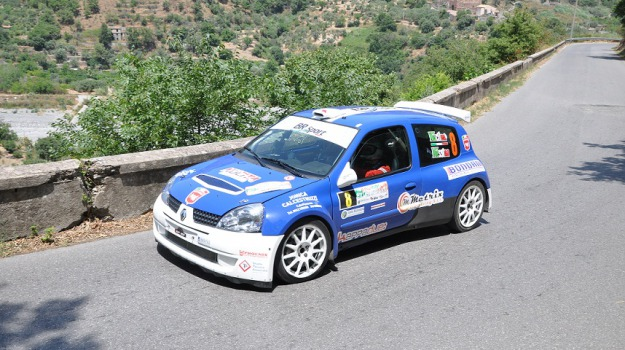 letiojanni, rally, Messina, Sport