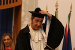 Laurea honoris causa a Paolo Sorrentino: emozione... da Oscar