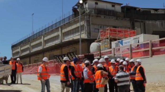 cantiere, LAVORO, licenziamenti, passante ferroviario, Palermo, Economia