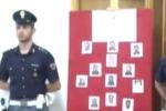 Rapine ed estorsioni: dodici arresti ad Enna