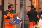Palermo, Rap dà il via alla raccolta speciale di cartone in 24 vie e 610 negozi