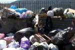 Pietraperzia, è ancora emergenza rifiuti