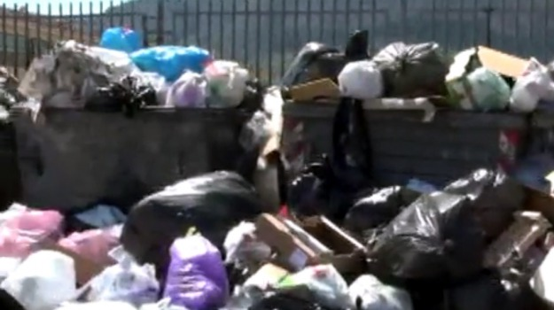 pietraperzia, raccolta, rifiuti, Enna, Cronaca