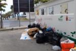 Emergenza rifiuti nei comuni del Nisseno