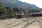 Le demolizioni a Licata, ieri ruspe in azione in contrada Balatazze