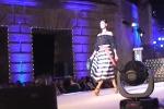 La grande moda protagonista a Palermo: sfilata alle Mura delle Cattive