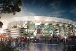 Ecco il progetto del nuovo stadio di Roma, Totti: sarà il nostro Colosseo moderno - Foto
