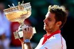 Roland Garros, Wawrinka: successo speciale - Video