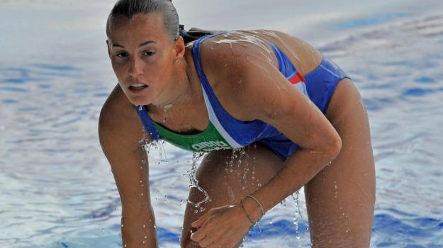 olimpiadi, trampolino, tuffi, Sicilia, Sport