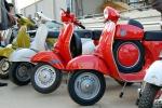 In Croazia 5 mila Vespa celebrano il mito italiano