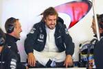 Alonso: solo la McLaren può competere con Mercedes
