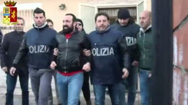 arresti, mafia, Mazzei, Sicilia, Catania, Cronaca