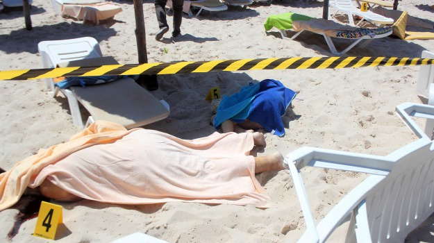 sousse, strage spiaggia, Sicilia, L'Isis, lo scettro del Califfo