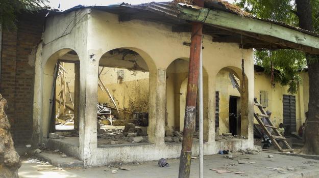 BOKO HARAM, bomba, esplosione, morti, nigeria, Sicilia, Mondo, Terrore e terroristi
