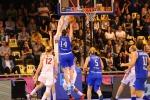 Vince la Turchia, l'Italbasket femminile fuori dagli Europei