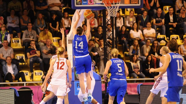 basket, europei, Sicilia, Sport