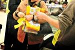 Frutta e ortaggi sequestrati a Catania, 8 tonnellate donate al Banco alimentare