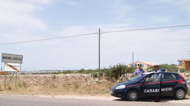 carabinieri, Marina di Ragusa, rapina, Ragusa, Cronaca