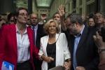 Carmena sindaco a Madrid, ma è polemica per barzelletta su ebrei di un consigliere