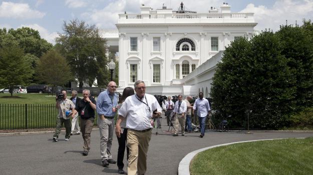 allarme bomba, casa bianca, Barack Obama, Sicilia, Mondo