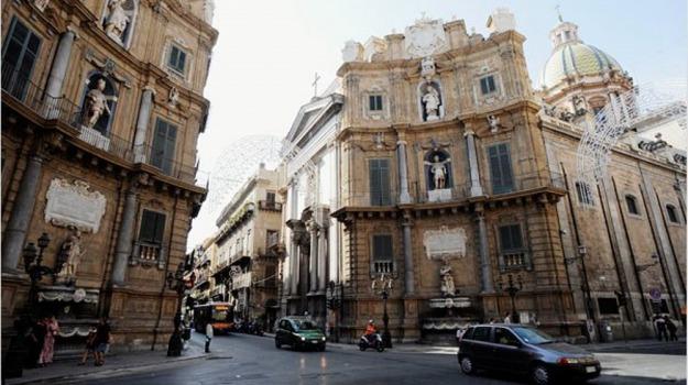 cassaro, chiusura, TRAFFICO, Palermo, Cronaca