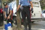 Acate, minaccia di dare fuoco alla moglie: arrestato un 60enne
