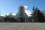 Incendio nella chiesa di San Tommaso D'Aquino, salvi 50 fedeli