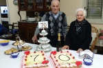 Montevago, coppia record festeggia 70 anni di matrimonio