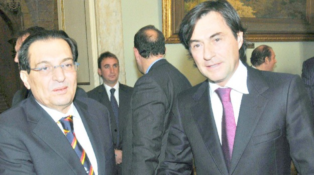 Angelino Alfano, Francesco Cascio, Rosario Crocetta, Sicilia, Politica