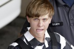 Il killer Dylann Roof