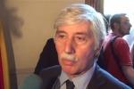 L'assessore comunale alle Manutenzioni, Emilio Arcuri