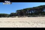 """Eraclea Minoa, la denuncia di Mareamico: """"Cancellata una duna dalla spiaggia"""" - Video"""