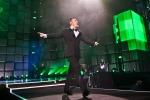 """Tiziano Ferro, """"re"""" di Roma per una sera acclama i suoi fan: è un periodo difficile, ma grazie di esserci - Foto"""