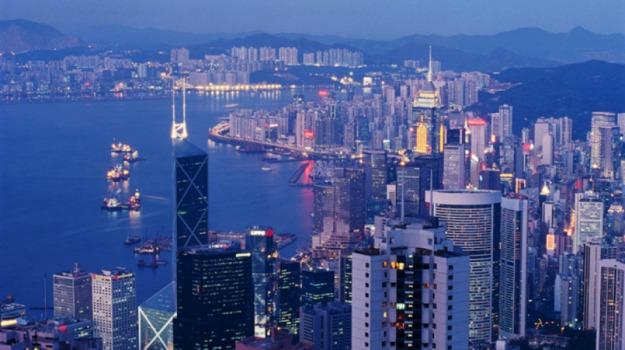 CINA, Hong Kong, Sicilia, Mondo