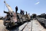 Tunisia, scontro tra camion e treno: diciotto morti