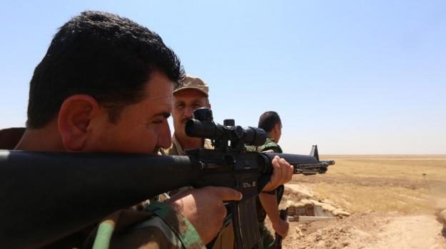 Isis, mosul, terrorismo, Sicilia, L'Isis, lo scettro del Califfo